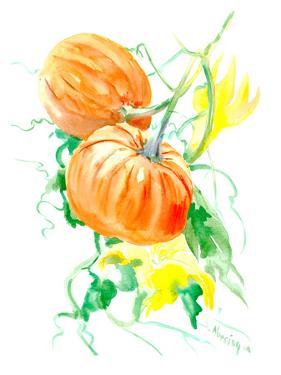 Pumpkins by Suren Nersisyan