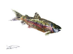 Rainbow Trout by Suren Nersisyan