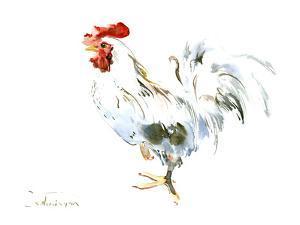 Rooster Kitchen 2 by Suren Nersisyan