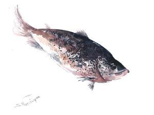 Salmon 2 by Suren Nersisyan