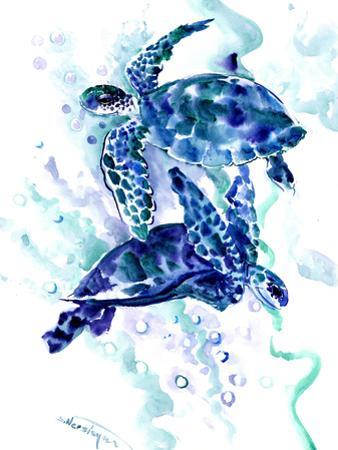 Sea Turtle 2 by Suren Nersisyan