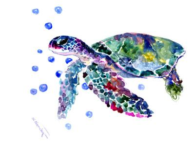 Sea Turtle 3 by Suren Nersisyan