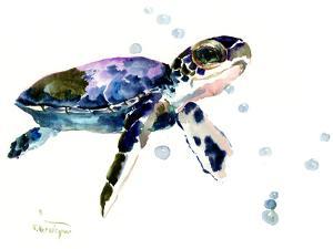 Sea Turtle 7 by Suren Nersisyan