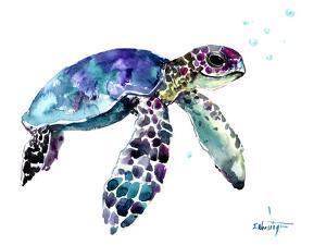 Sea Turtles 2 by Suren Nersisyan