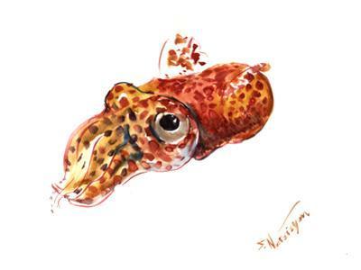Squid 2 by Suren Nersisyan
