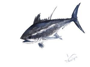 Tuna Fish 2 by Suren Nersisyan