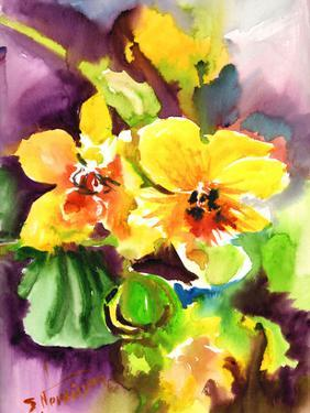 Yellow Orchids by Suren Nersisyan