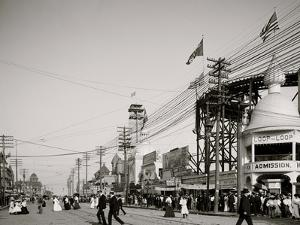 Surf Avenue, Coney Island, N.Y.