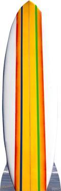 Surf Board Lifesize Cardboard Cutout