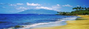 Surf on the Beach, Kapalua Beach, Maui, Hawaii, USA