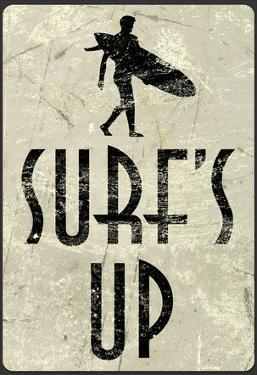Surf's Up Distressed