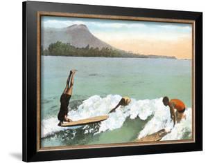 Surfboard Riding