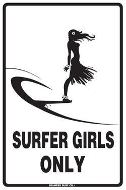 Surfer Girls Only