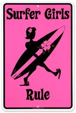 Surfer Girls Rule