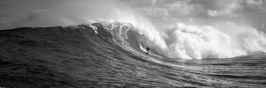 Surfer in the Sea, Maui, Hawaii, USA