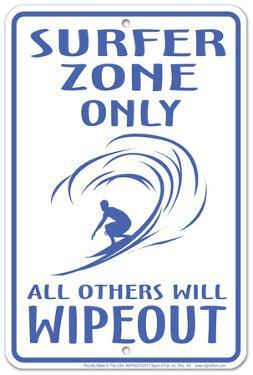 Surfer Zone Only