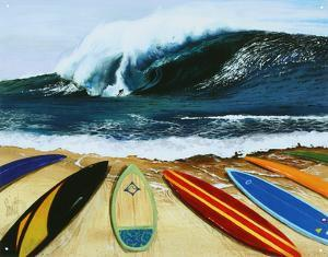 Surfing Wait Your Turn