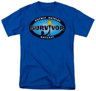 Survivor - Blue Burst