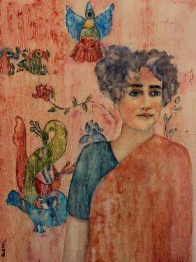 Arundhati Roy, 2017 by Susan Adams