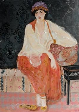 Turkish Beauty by Susan Adams