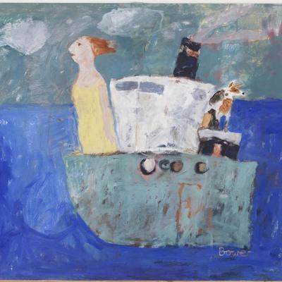 Getting Away, 2005