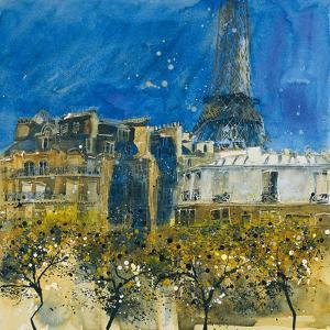 9th Arrondissement, Paris by Susan Brown