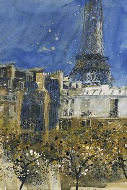 A Study of 7th Arrondissement, Paris by Susan Brown