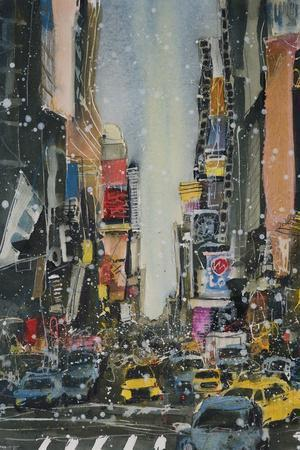 A Study of NY Theatre District