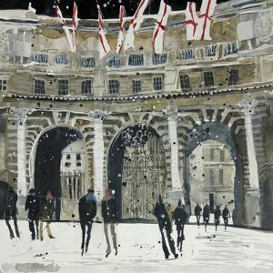 Admiralty Arch, London by Susan Brown