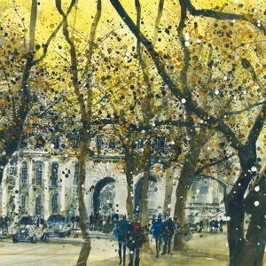 Admiralty Arch, The Mall, London by Susan Brown