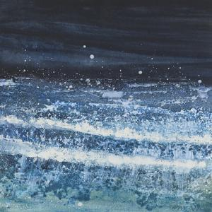 All At Sea - Turbulent by Susan Brown