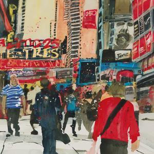 Being Part - New York by Susan Brown