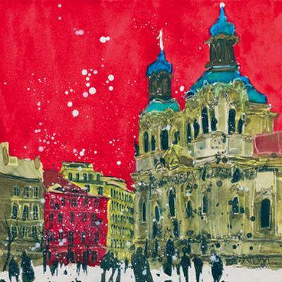 Feast of Stephen, Prague by Susan Brown