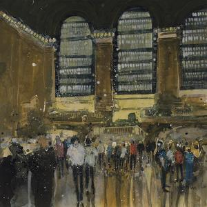 Grand Central Terminus, New York by Susan Brown