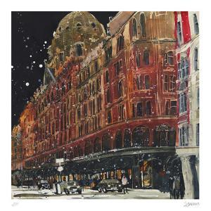 Harrods, London by Susan Brown