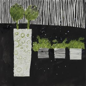 Potted Plants by Susan Brown