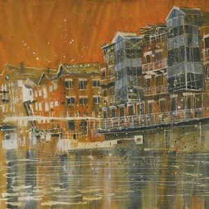 Waterfront, The Call, Leeds by Susan Brown