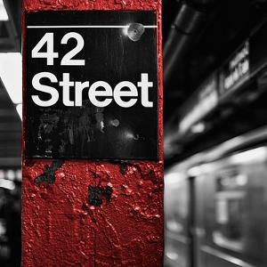42nd St. Square by Susan Bryant