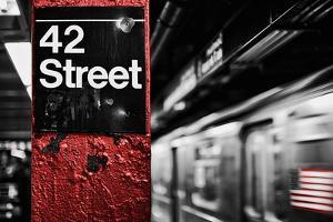 42nd St. by Susan Bryant