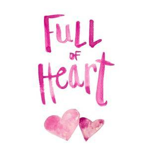 Full of Heart by Susan Bryant