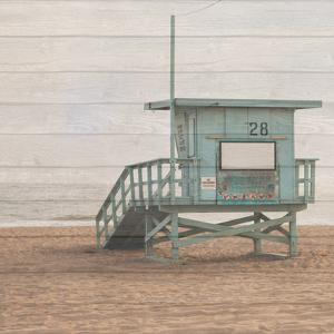 Life Guard White Wash by Susan Bryant