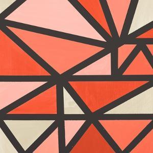 Mindful Peachy II by Susan Bryant