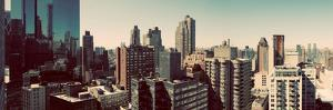 NY Panorama by Susan Bryant
