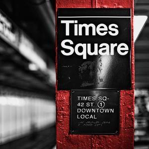 Square Times Square by Susan Bryant