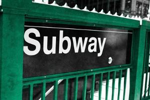Subway by Susan Bryant