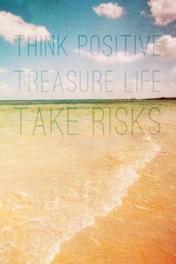 Think Positive by Susan Bryant