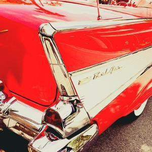Vintage Red by Susan Bryant