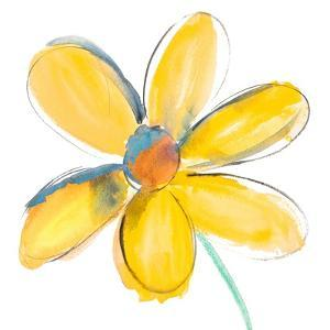 Yellow Summer Daisy by Susan Bryant