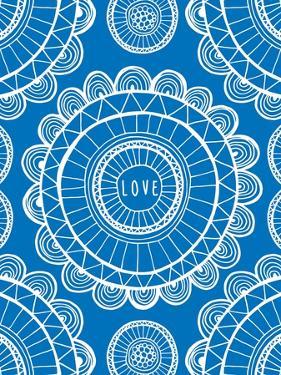 Love Blue by Susan Claire