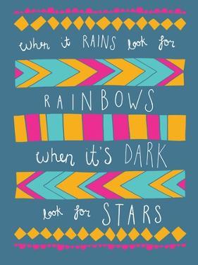When it Rains by Susan Claire